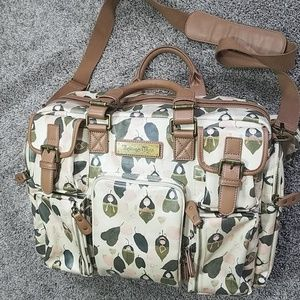The House of Flynn Leaf Sleepers Evermore Bag